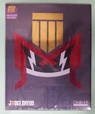 Mezco One 12 Collective Judge Dredd Cursed Earth Sealed Action Figure PX Version
