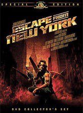 Escape from New York (DVD 2-Disc Set Special Edition) BRAND NEW FACTORY SEALED
