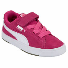 Girls Trainers Suede Baby Shoes