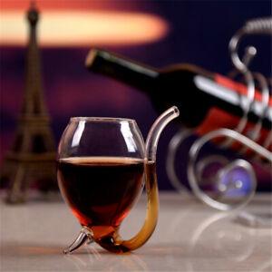 Glass Red Wine Coffee Milk Mug Heat Resistant Drinkware Mug Transparent Tea Cup