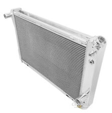 4 Row Performance Radiator For 82-92 Chevy Camaro