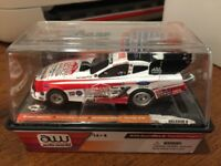 Auto World NHRA Brand Source Courtney Force Slot Funny Car