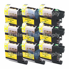 9 YELLOW LC103XL HIGH YIELD compatible LC103XL LC-103 LC103Y for Brother printer