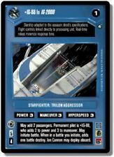 Juego de tarjetas coleccionables de Star Wars (Wizards)