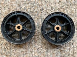 Vintage Tamiya Astute Front Wheels And Bearings