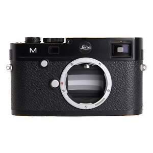 Leica M240 Camera Body Black Boxed #4827759 (8+)