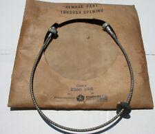 Mopar NOS Speedometer Cable 1964-1966 w/ Cruise Control Auto Pilot 2580886