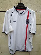 VINTAGE Maillot ANGLETERRE Umbro ENGLAND shirt L