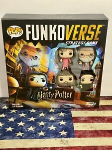 Funko POP! Funkoverse Strategy Game - Harry Potter NEW!
