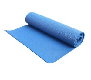 Yoga Mat Excellent for Fitness Exercise Yoga and Pilates Free Massage roller