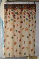 "Hudson Valley Shower Curtain and Hooks Set (72"" L x 70"" W)"