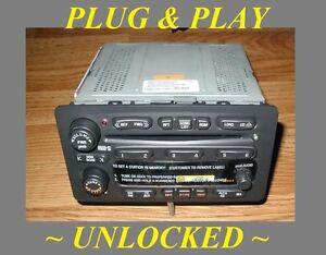 PLUG & PLAY 2003-2008 GM PONTIAC VIBE TOYOTA MATRIX AM/FM/6 CD CHANGER RADIO