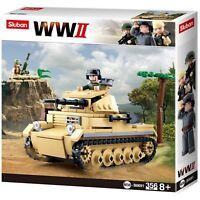 Sluban WWII - Leichter Deutscher Panzer M38-B0691