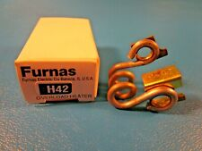 FURNAS H42 Overload Thermal Heater Element  SET OF 3  H42
