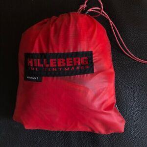 Hilleberg Windsack 3 neuwertig unbenutzt