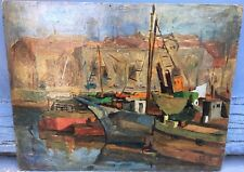 Gorgeous, Anatole Elie Pavil (1873-1948) Ukrainian/French painter - Oil on cardb