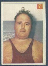 1954 Parkhurst Wrestling, #7, Frank Valois