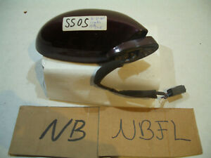 MX5 Specchio Miracle 23E Bordeaux Lato Conducente Elettrico SX Nb Nbfl 5505