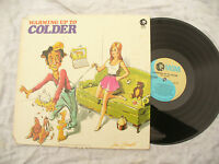 BEN COLDER LP WARMING UP mgm 4807 EX+  ..... 33rpm