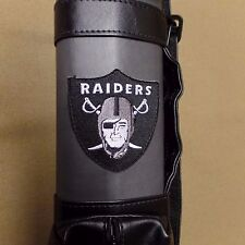 Oakland Raiders 2x2 Custom NFL Pool Cue Case Free Shipping USA Made