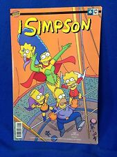 I SIMPSON COMICS - N. 6