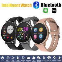 Smart Watch Sports Bracelet Heart Rate Monitor Blood Pressure Fitness Tracker UK