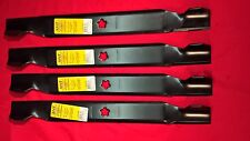 4 x Husqvarna / Craftsman 42'' Cut Mower Blades - Replaces 532 13 84-98,138498