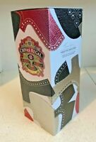 CHIVAS REGAL WHISKY LIMITED EDITION EMPTY BOTTLE TIN - CONTAINER BOX WHISKEY