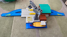 Tomy Trackmaster Thomas & friends trainset PERCY CRANKY SET  BULSTRODE UNTESTED