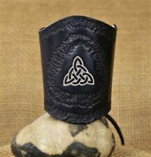 Keltischer Schmuck aus Leder