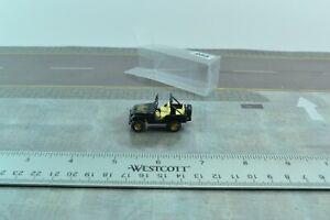 Roco Jeep Golden Eagle Black 1:87 HO Scale (HO955)