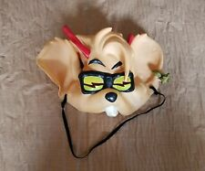 1994 Brentwood Television Mice From Mars Rubber Face Mask