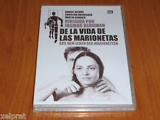 DE LA VIDA DE LAS MARIONETAS - Aus dem Leben der Marionetten / Ingmar Bergman