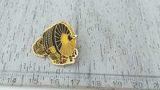Vintage  Jet Turbine Engine Pin Badge