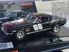 Carrera 27553 Evolution Ford Mustang GT #66 Analog 1/32 Scale Slot Car In Stock