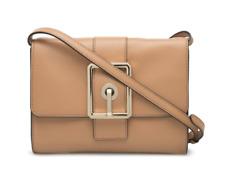 NWT Rebecca Minkoff Hook Up Convertible Clutch Crossbody Bag (Almond)
