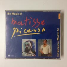 2 CD THE MUSIC OF MATISSE PICASSO // THE MUSEUM OF MODERN ART