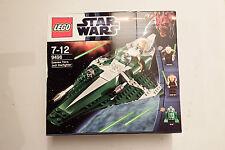 LEGO Star Wars 9498: Saesee Tiin's Jedi Starfighter Saesee Tiin, R3-D5 SEALED