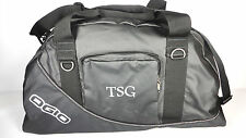 OGIO Duffle Half Dome Gym Travel Nylon Bag (TSG initials)