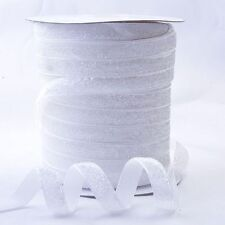 Glitter Velvet Ribbon Wedding Christmas Gift Wrap Assorted Colours 10 20 25mm