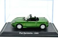 Model Car Fiat Barchetta Scale 1/43 diecast collection NOREV vehicles