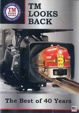 TM Looks Back The Best of 40 Years DVD NEW model toy trains Lionel Hi-rail MTH
