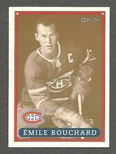 1993 OPC Fanfest Puck Canadiens' Emile Bouchard