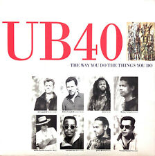 "UB40 7"" The Way You Do The Things You Do - France (VG+/VG+)"