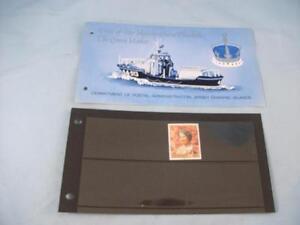 Jersey 'Visit of Queen Mother Elizabeth' Stamp presentation pack issue 30/ 5/75