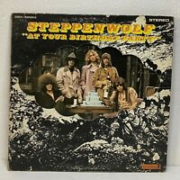 Steppenwolf – At Your Birthday Party: ABC/Dunhill Records 1969 Vinyl LP (Rock)