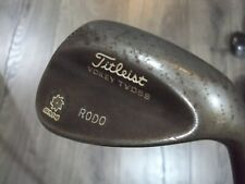 TOUR ISSUE TITLEIST VOKEY TVD 58 RAW SPIN MILLED SM4 M GRIND DYNAMIC GOLD S400