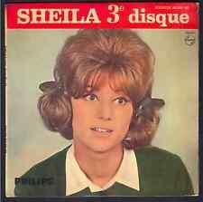 SHEILA 45T EP 3ème disque PREMIERE SURPRISE PARTIE PHILIPS 432.931