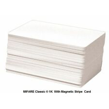 MIFARE Classic ® 1K Card With Magnetic Stripe Card Pack of 50