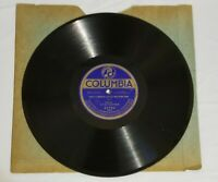 Irving Kaufman 78 rpm Single 10-inch Columbia Records #A2796 Worth While Waiting